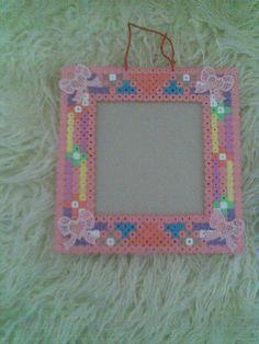 hama bead frame