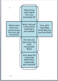 KS2 During Reading Dice                                                                                                                                                     More
