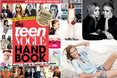It's Here! The New 'Teen Vogue Handbook: An Insider's Guide to Careers in Fashion' Is on Sale Now!