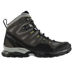 Salomon | Salomon Conquest GTX Mens Walking Boots | Mens Walking Boots and Shoes