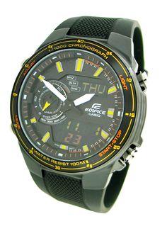 51bbcb87462607 CASIO EFA131PB-1AV WATCH - -CASIO EDIFICE DIGITAL ANALOG 100M MENS WATCH -  Bigapplewatch.com