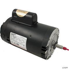 Motor,Cent,2.0hp,115v/230v,1spd, SF 1.20, 56J fr, C-Face Thd,B836,.