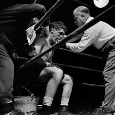 Fight Foto: Stanley Kubrick