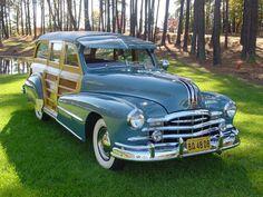 1948 Pontiac Streamliner Deluxe