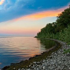 3. Sturgeon Bay, Wisconsin: Surrounded by the clear, cool waters of Green Bay and Lake Michigan, this historic harbor city on the fingerlike Door Peninsula is home to tugboats, commercial vessels, and a steady stream of fishermen lured by Sturgeon Bay's abundance of bass. Coastalliving.com
