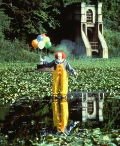 pennywise. it. stephen king.