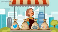 Bidness Etc takes a look at the latest short interest data for the stocks of Twitter Inc (NYSE:TWTR), Microsoft Corporation (NASDAQ:MSFT), Intel Corporation (NASDAQ:INTC), Google Inc (NASDAQ:GOOGL)