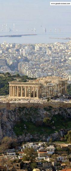 Acrópolis | Atenas | Grécia