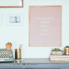 The Writer Blush is a beautiful canvas and charming letter board. This x light pink felt letter board is enclosed with a light oak wood frame. Felt Letter Board, Felt Letters, Word Board, Quote Board, Funny Letters, Reminder Quotes, Mood Quotes, Light Oak, Project Nursery