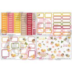 Měsíční samolepkový kit |Květen 2019 Periodic Table, Diagram, Kit, Periodic Table Chart, Periotic Table