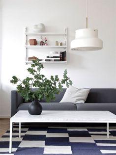Appartement Décoration scandinave 6_Crdecoration.com