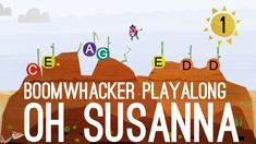 Oh Susanna - Boomwhackers 1 Music Classroom, Classroom Activities, Classroom Ideas, Middle School Music, Music Writing, Primary Music, Elementary Music, Music For Kids, Teaching Music