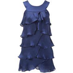 Dress Dreszy - Trendyjurkjes ($120) ❤ liked on Polyvore featuring dresses, vestidos and blue dress
