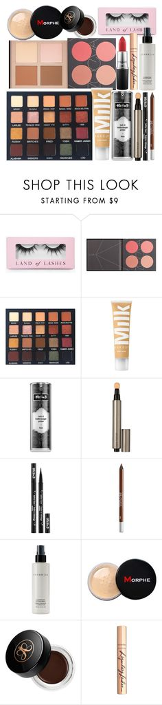 """I love you to the moon and back baby"" by thelyricsmatter ❤ liked on Polyvore featuring beauty, Boohoo, ZOEVA, Kat Von D, Laura Mercier, Urban Decay, Cover FX, Morphe, Anastasia Beverly Hills and Charlotte Tilbury"