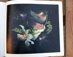Иллюстраторские техники: акварель с резервом. Irene Haas - Перемена участи