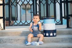 A baby is celebrating his first birthday. One Year Old Baby, Doha, Baby Birthday, Birthday Celebration, First Birthdays, Blue Dresses, Kids Fashion, Celebrities, Cute