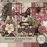 Memories of Autumn's Past - Fusion Kit