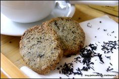 earl grey cookies biscotti al te nero a little place to rest