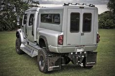 SportChassis P4XL: The Ultimate Sport Utility Vehicle