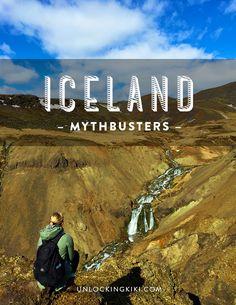 Iceland Mythbusters