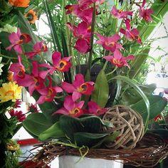 Conhecidas pela beleza de suas cores e o exotismo de suas formas, as flores tropicais, dão um charme todo especial em suas decorações!  Não perca tempo! Aqui na Arte Flores, você encontra uma enorme variedade em flores tropicais e ainda se quiser um arranjo lindo como este, tem nossa equipe de decoradores que montam na hora para você!! Venha nos visitar!! Lembrando que amanhã estamos abertos das 8h às 16h.  #arteflores #florestropicais #gfdecoracoes #portoferreira