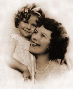 linda susan agar | Shirley and her mother, Gertrude Amelia Krieger, whose love of dancing ...