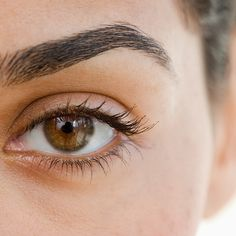 When it comes to defining the windows to the soul, no one works harder than your eyebrows. Define and shape away–but don't over tweeze!