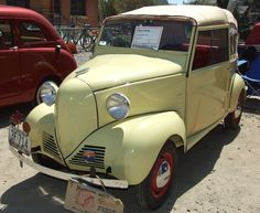1941 The Crosley by Crosley Motors Incorporated, United States from 1939 to 1952.