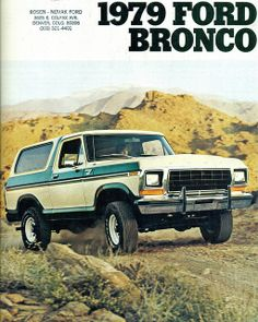 1979 Ford Bronco 4X4 SUV | Flickr - Photo Sharing!