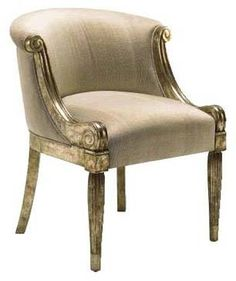 Superbe ON POINT DINING ARM CHAIR // J. Robert Scott | C H A I R S // S E A T I N G  | Pinterest | Robert Scott And Interiors