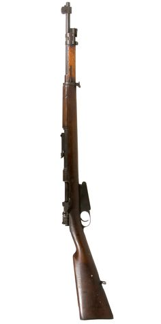 Lot 439: Belgian Mauser M1899 / 1936 Short Rifle 7.65x53mm (Serial #12732); Bolt action 5-round magazine fed rifle with matching serial numbers