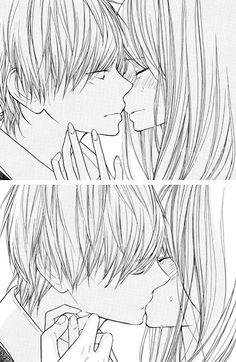 Cute anime couples... I feel like I've read this manga before...