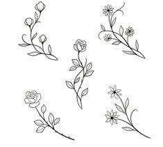 Stickmuster von botanischen Bildern. Nur Bilder. Kein Link verfügbar jwt #bilder #bildern #botanischen #stickmuster #verfugbar