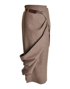 Cavells Country- Tweed skirt