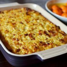 Bacon, Potato, Cheese Egg Bake