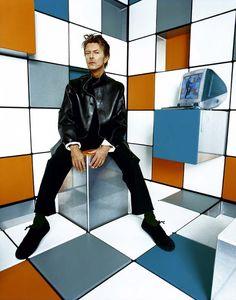 David Bowie by Jill Greenberg