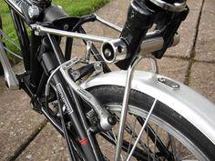 Brompton with trailerbike hitch