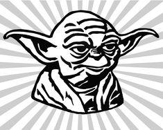 yoda vector art - Buscar con Google