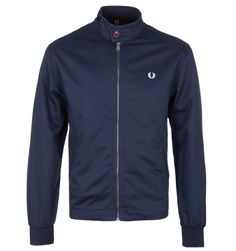 Fred Perry Dark Carbon Scooter Jacket