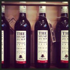 The Stump Jump #wine