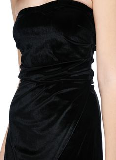 Tilly Dress. Jack BB Dakota, $35 on sale. Cannot resist lush velvet, gak.