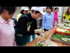 馬祖日報2016/04/17影音/越南法式1 外配中心廚房教室17日現場教作 - YouTube