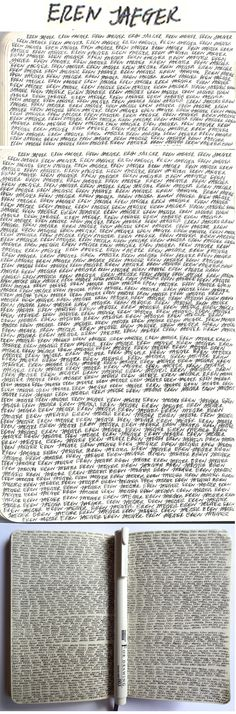 Eren Jaeger OMG | Shingeki no Kyojin || http://amiammorette.tumblr.com/post/90680226863/what-is-it-eren-cleaned-scanned-version