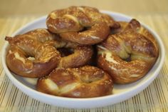 Flexible Dreams: Out Of My Comfort Zone: Soft Pretzels With Kids