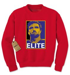Elite J (Full Color) Baltimore Football Adult Crewneck Sweatshirt