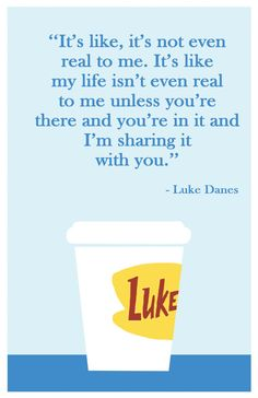 gilmore girls quotes par BOUMgraphicdesign sur Etsy