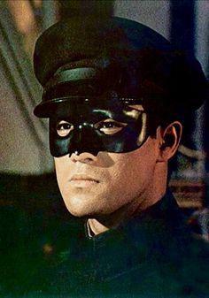 Bruce Lee as Kato in tv's the green Hornet (1966-67)