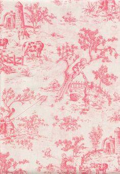 toile king bedding | pink toile king size duvet cover under california kids bedding ...