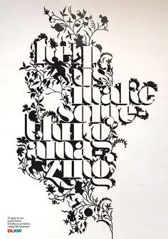 Carteles tipográficos | El Serif de Chocolate | Página 3