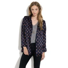 Alexa Chung for Madewell Valentine Pajama Top : sale | Madewell
